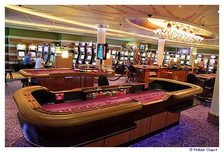 Das Casino der Celebrity Equinox