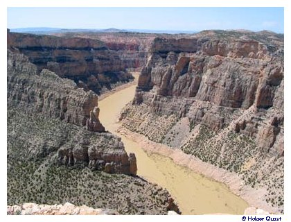 Bighorn Canyon RCA - Devil's Canyon Overlook