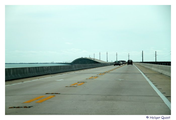 Seven Mile Birdge - Overseas Highway