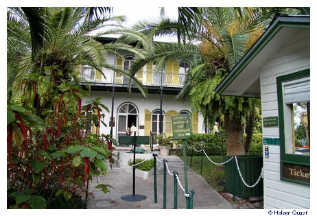 Hemingway House key West