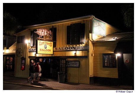 Captain Tony's Saloon - Key West