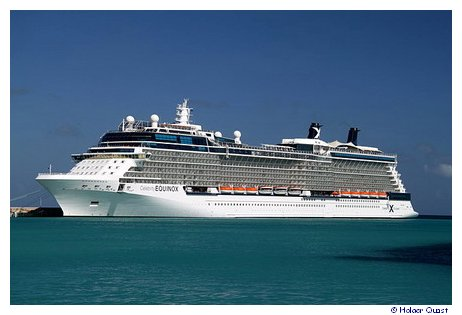 Celebrity Equinox in Barbados