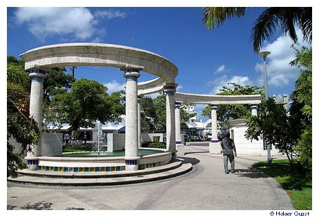 Independence Square - Bridgetown - Barbados