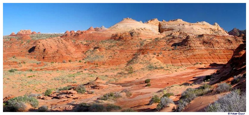 Coyote Buttes - Panorama