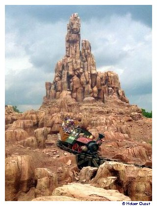 Big Thunder Mountains Railroad-