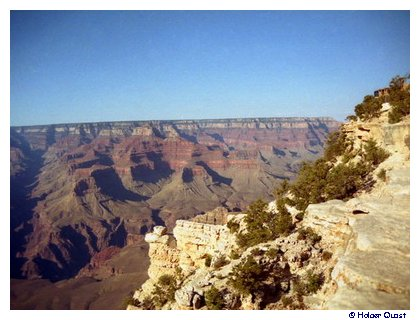 Grand Canyon - Yavapai Point
