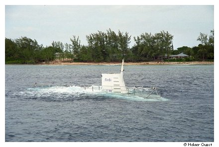 U-Boot - Grand Cayman