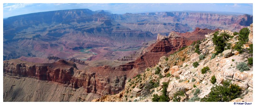 Grand Canyon - Lipan Point