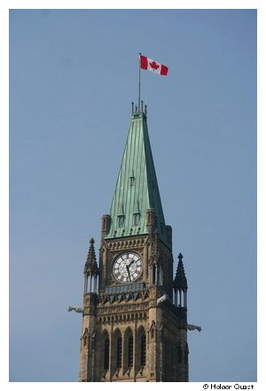 Peace Tower  - Parliament - Ottawa