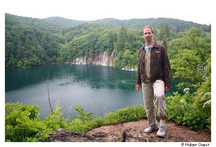 Holger am Silbersee