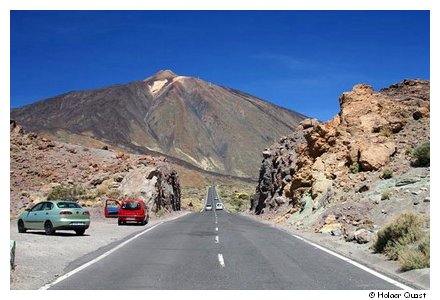 Azulejos - Teide National Park