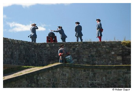 Living Museum Fortress of Louisbourg