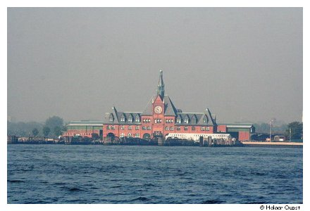 CNJ Terminal at Liberty State Park in Jersey City