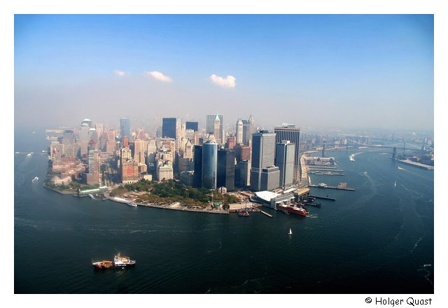 New York City Hubschrauberflug Helicopter Flight