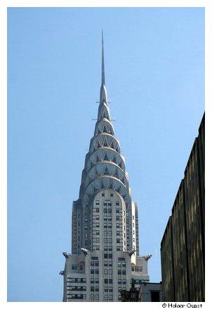 Schönheit ist das chrysler building bis heute allerdings nicht