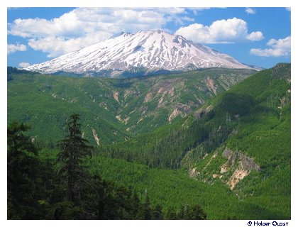 Mount. St. Helens