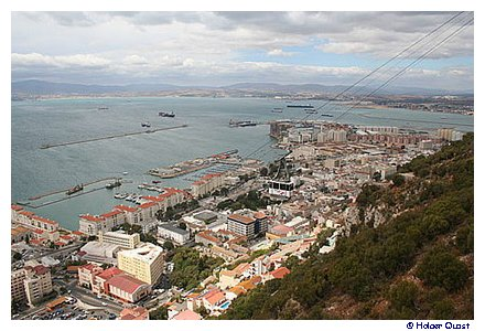 Gibraltar Viewpoint