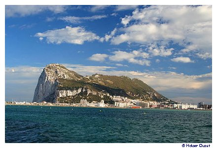 The Rock - Gibraltar