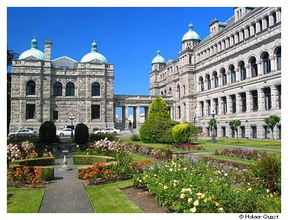 Victoria - Parliament Buildings
