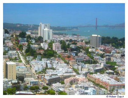 Blick vom Coit Tower
