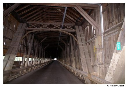 The World largest Covered Bridge