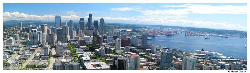 Wetter Seattle
