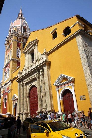 Cartagena, Altstadt Cartagena, Festung San